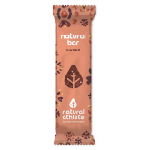 Barrita Cacao natural Athlete 40 g