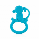 Anillo mordedor Zoo Loops - 0m+ Nuby