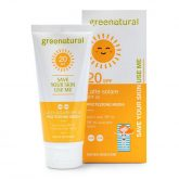 Protección solar SPF 20 Greenatural 100ml