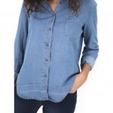 Camisa Dolly Light Blue Capitán Denim