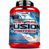 Proteína Whey Pure Fusion 2,3 Kg Amix Coco chocolate