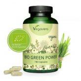Green Power Mix BIO Vegavero 180 cápsulas