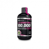 L-carnitine 100.000 Liquid BiotechUSA 500 ml