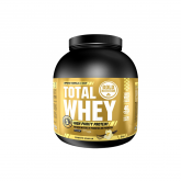Total Whey Vainilla Gold Nutrition 2 kg