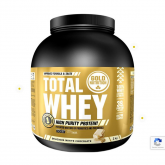 Total Whey Chocolate blanco Gold Nutrition 2Kg
