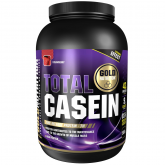 Total Casein Fresa Gold Nutrition 900 g