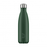 Botella Inox Chilly's Verde Mate 500 ml