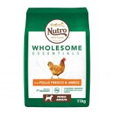 Pienso  Nutro Wholesome Essentials Adulto Pollo