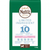 Pienso  Nutro Limited Ingredient Diet Adulto  Razas Medianas Salmón