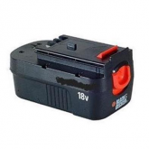 Batterie de NiCd type rail 18 V 1,2 Ah Black & Decker