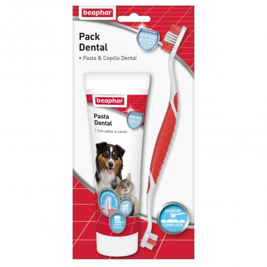 Pack dental  pasta + cepillo