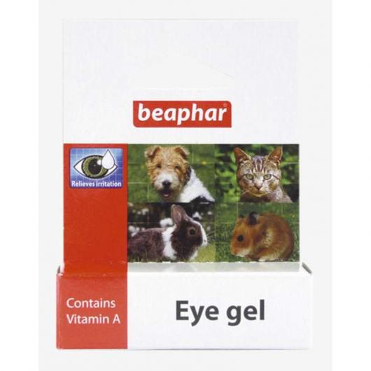 Eye gel animales, 5 ml