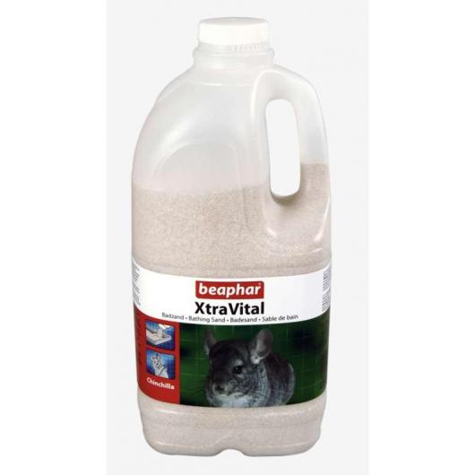 Sable de bain pour chinchillas XtraVital 2 L