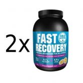 Pack PROMO 2 uds Fast Recovery Maracuyá Gold Nutrition 1kg