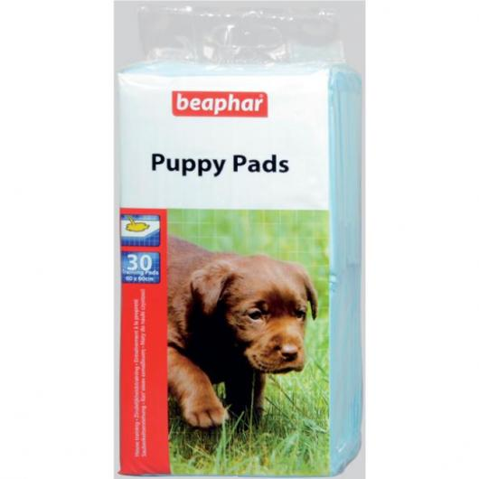 Toallitas Puppy pads, 30 ud