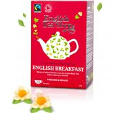 Chá inglés English Braekfast Tea Shop 40 g