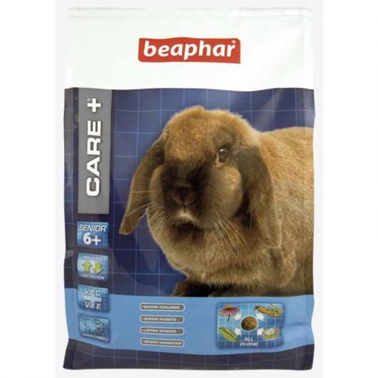 Care+ lapin senior 1,5 kg
