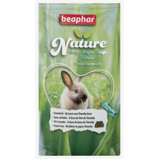 Beaphar Nature Coniglio Junior, 500 gr