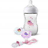 Set de regalo Natural Philips Avent Unicornio
