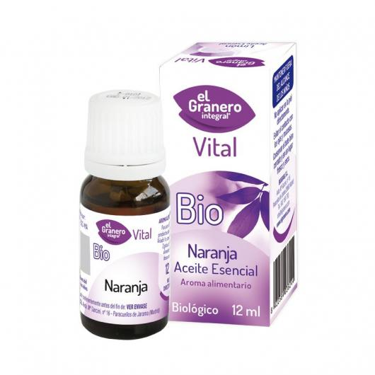 Huile essentielle d'orange bio El Granero Integral 12 ml