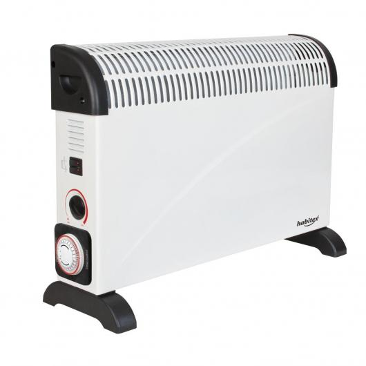 Convector con termostato regulable Habitex E315