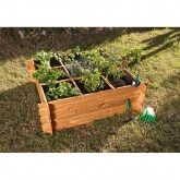 seed planter 120 raised bed