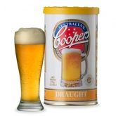 Kit de ingredientes Draught - Cerveza de Barril Coopers