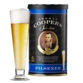 Kit de ingredientes Pilsener - Cerveza Dorada Coopers