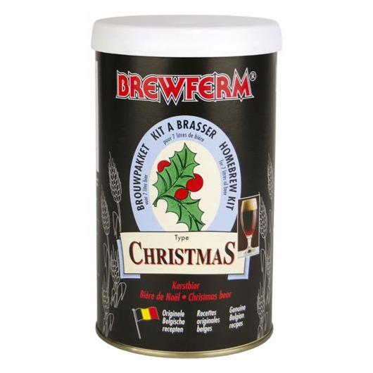 Kit de ingredientes Christmas - Navidad Brewferm