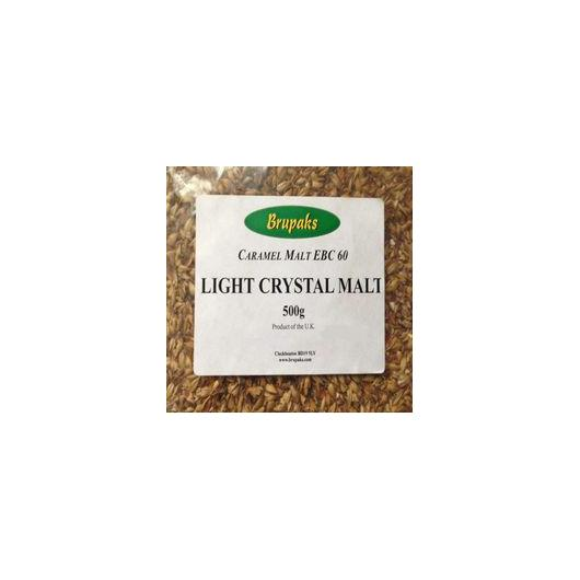 Malta Light Crystal 500 g Molida