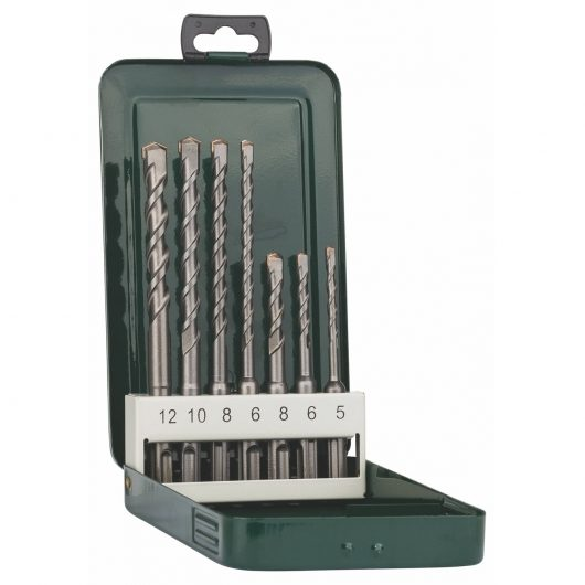 Set de 7 brocas SDS-Plus Bosch