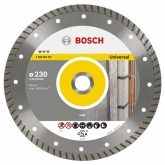Disco de corte de diamante turbo Bosch para amoladora 115 mm