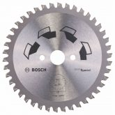 Disco multimaterial Bosch para serra circular 150 x 20/16 mm 42 dentes