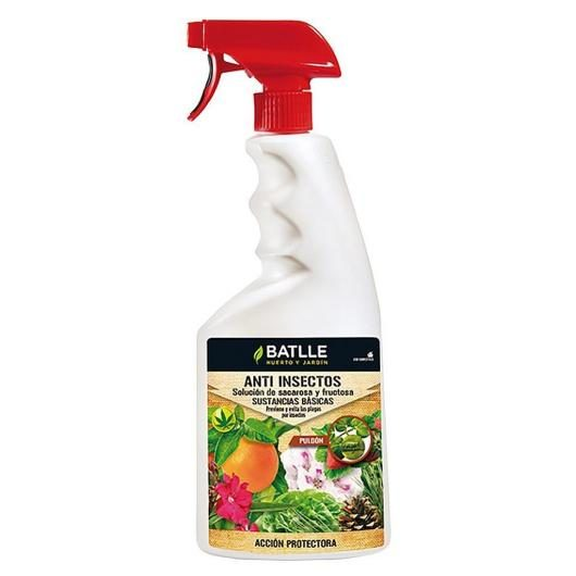 Anti insetos ecológico pronto para usar, 750 ml