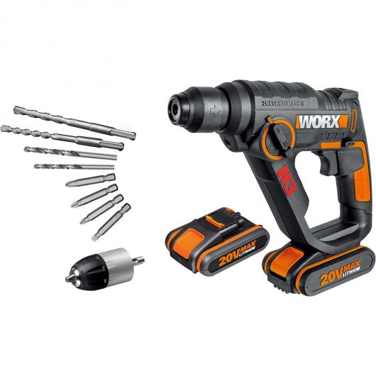 Perceuse worx 20v
