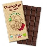 Chocolate Negro com chili Solé, 100 g