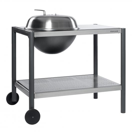 Barbecue 1500 Kettle 54 con piano cottura Dancook