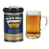 "Kit de ingredientes ""Black Rock"" cerveja tipo Draught"