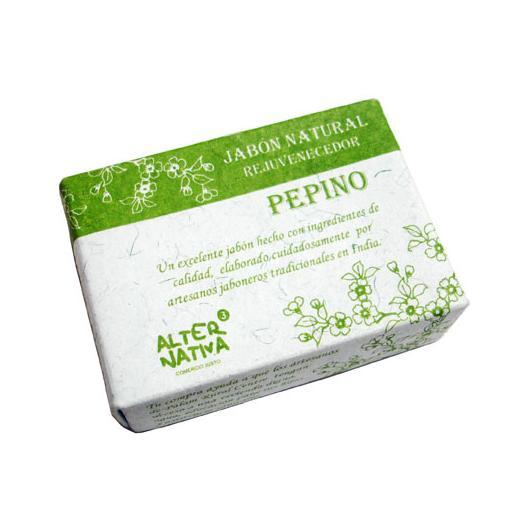 Jabón Pepino India Alternativa, 100g