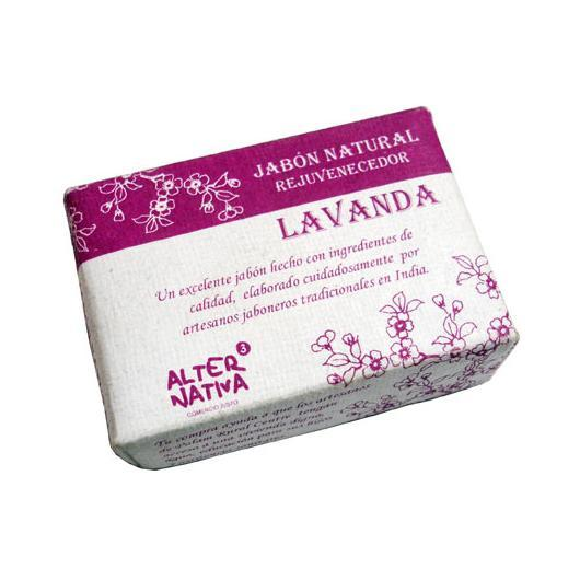 Jabón Lavanda India Alternativa, 100g