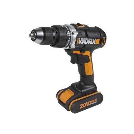 Perceuse à percussion à batterie 20 V Worx WX372