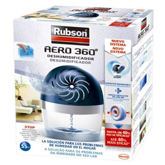 Déshumidificateur AERO 360° Rubson