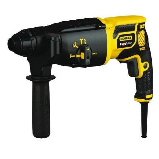 Martello perforatore SDS Plus 750 W Stanley FatMax