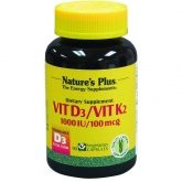 VITAMINA D3 / K2Nature's Plus, 90 capsule