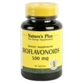 Bioflavonoides 500 mg Nature's Plus, 90 comprimidos