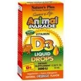 Animal Parade Vitamina D3 goccie Nature's Plus, 10 ml
