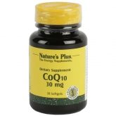 CoQ10 30 mg Nature's Plus, 30 perlas