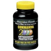 Commando 2000 Nature's Plus, 60 comprimidos