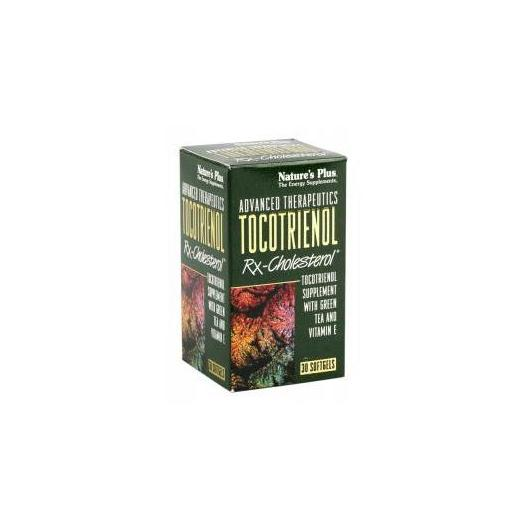 Tocotrienol Rx-Cholesterol Nature's Plus, 30 perlas