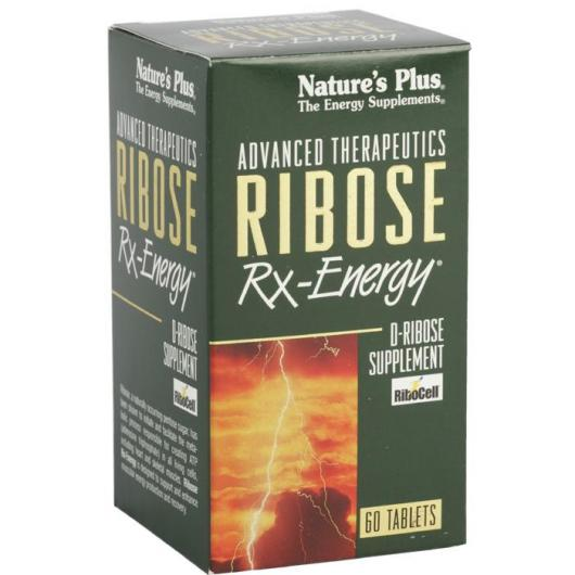 Ribose Rx-Energy Nature's Plus, 60 comprimidos